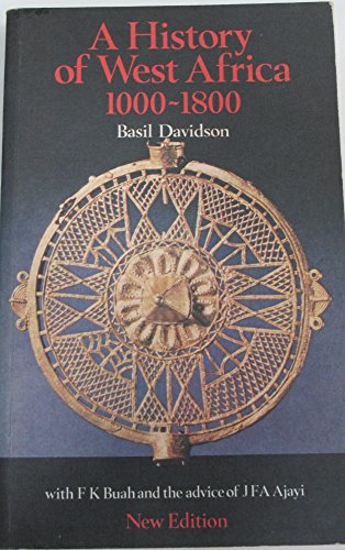 A History of West Africa, 1000-1800 (The: Basil Davidson