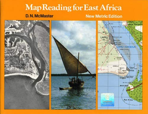 Map Reading for East Africa: McMaster, D.N.