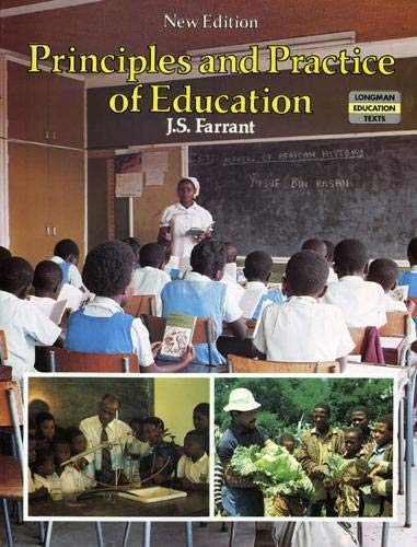 9780582607729: Principles and Practice of Education (Longman Education Texts)