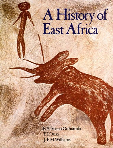 9780582608863: History of East Africa, a 1st. Edition