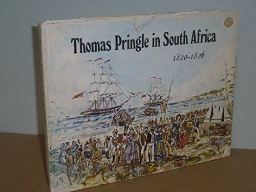 9780582609211: Thomas Pringle in South Africa 1820-1826