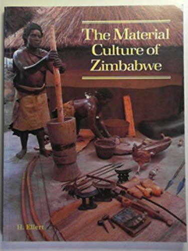 9780582613935: The Material Culture of Zimbabwe