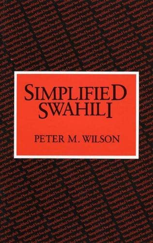 9780582623583: Simplified Swahili (Longman Language Text)