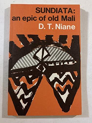 9780582640245: Sundiata Epic of Old Mali