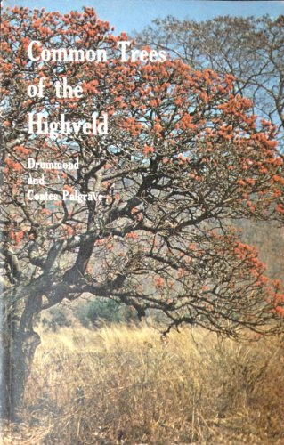 9780582641068: Common Trees of the Highveld