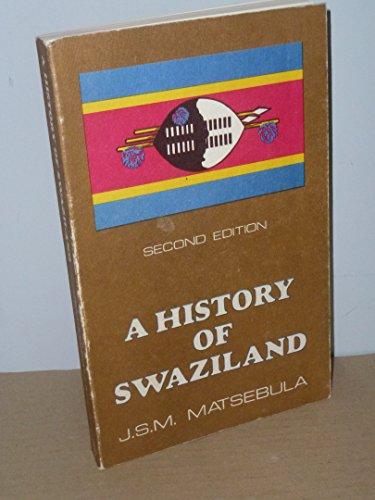 9780582642126: History of Swaziland