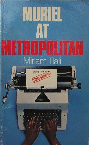 9780582642324: Muriel at Metropolitan (Drumbeats)