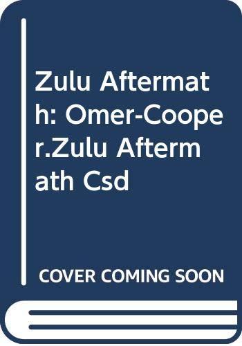9780582645011: The Zulu Aftermath: A Nineteenth-Century Revolution in Bantu Africa
