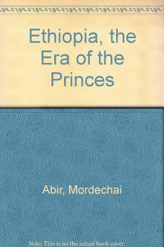 9780582645172: Ethiopia, the Era of the Princes