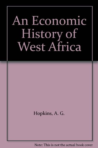 9780582645639: An Economic History of West Africa