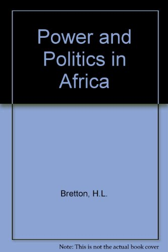 9780582645868: Power and Politics in Africa