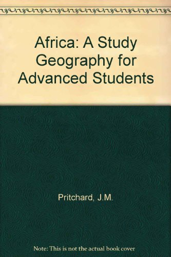 9780582646360: Africa: A Study Geography for Advanced Students