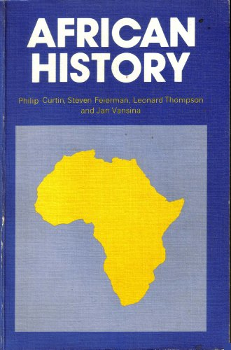 9780582646636: African History