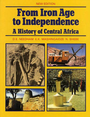 9780582651111: From iron age to independence: A history of Central Africa