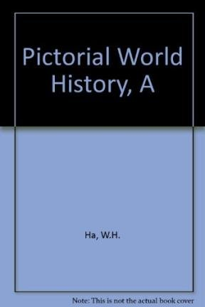 9780582682627: Pictorial World History