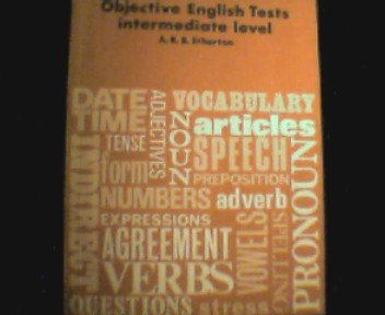 9780582691377: Objective English Tests