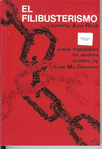 "rizal the subversive by jose ma Ma soledad lacson-locsin (translator) product description ""el filibusterismo""  (""the subversive"") is the second novel by jose rizal."