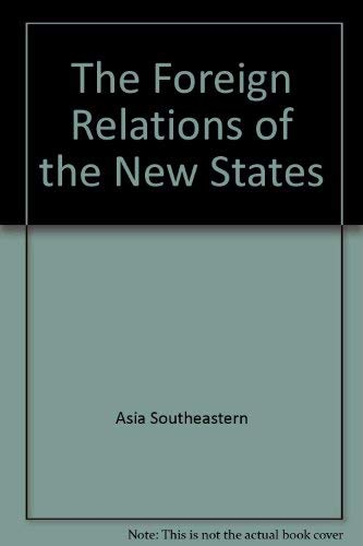 The Foreign Relations of the New States: Michael Leifer