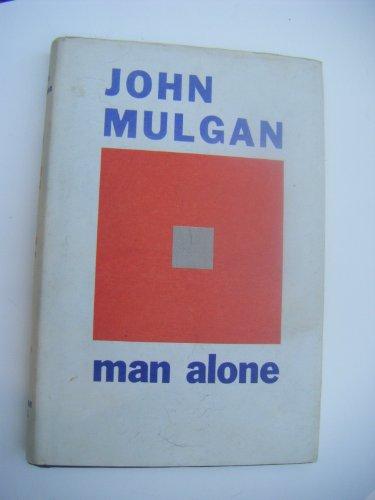 9780582716469: Man Alone