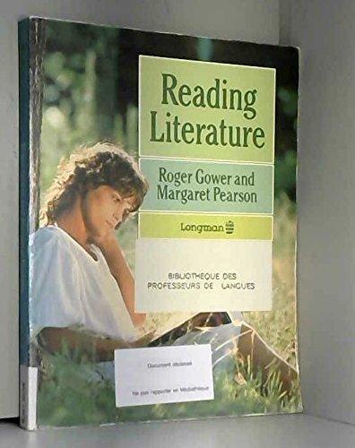 9780582745018: Reading Literature