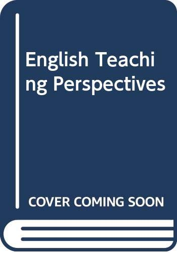 English Teaching Perspectives (0582746043) by Byrne, Donn