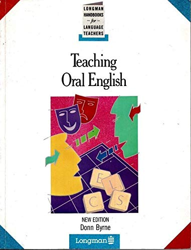 9780582746206: Teaching Oral English (LHLT)