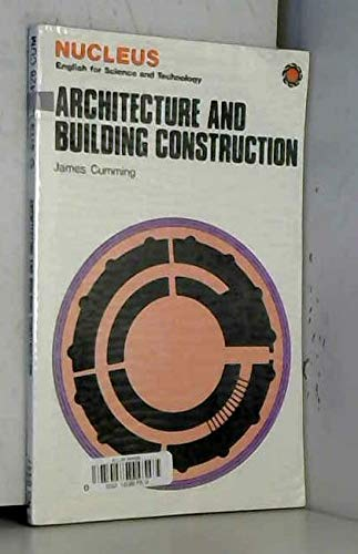 9780582748088: Nucleus: Architecture and Building Construction: English for Science and Technology