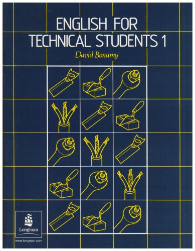 9780582748859: English for Technical Students (Bk. 1)