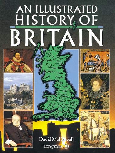9780582749146: An Illustrated History of Britain (Background Books)