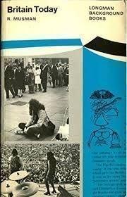 9780582749306: Britain Today (Longman Background Books)