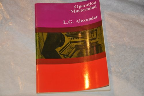 9780582760998: Operation Mastermind (LGSR)