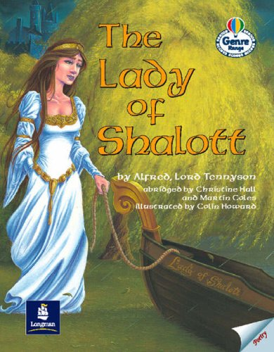 Lady of Shalott Independent Plus Access (LITERACY: Hall, Christine and