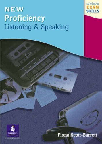 9780582771208: Longman Exam Skills CPE Listening and Speaking: Students' Book