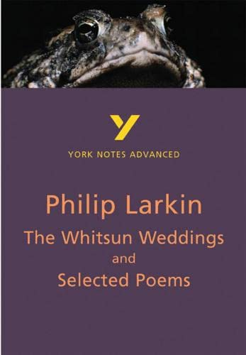 9780582772298: YNA The Whitsun Weddings and Selected Poems (York Notes Advanced)