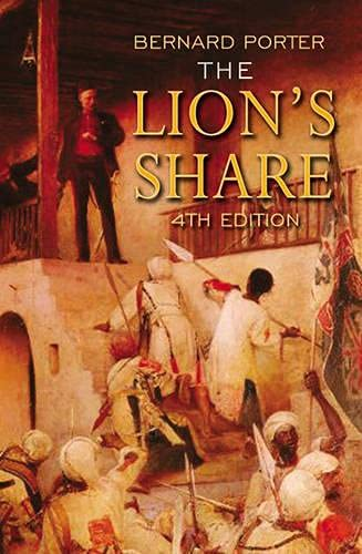 9780582772526: The Lion's Share (4th Edition)