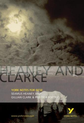 York Notes on Heaney and Clarke and: Geoff Brookes and