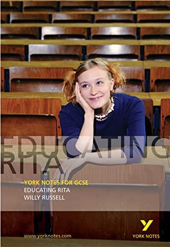 9780582772663: Educating Rita (York Notes for Gcse)