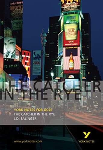 9780582772724: The Catcher in the Rye. Interpretationshilfe (York Notes)