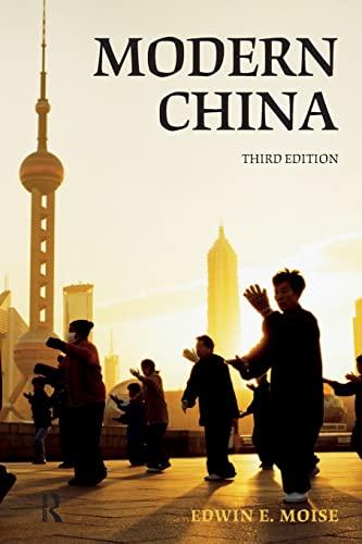 9780582772779: Modern China