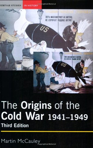 9780582772847: The Origins of the Cold War, 1941-1949 (3rd Edition)