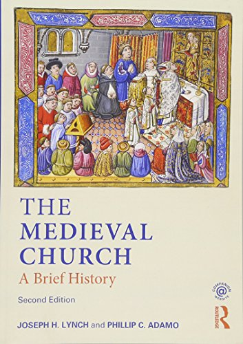 9780582772984: The Medieval Church: A Brief History