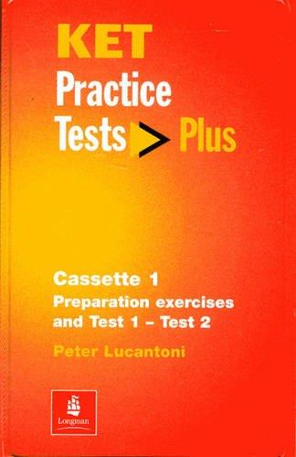 9780582773561: KET Practice Tests Plus