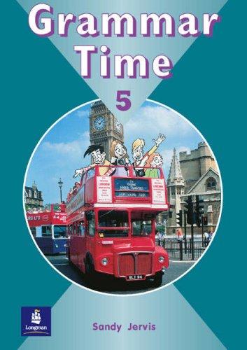9780582775978: Grammar Time - Students' Book 5
