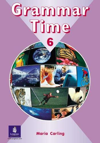 9780582775992: Grammar Time 6 Global Students Book