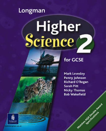 Longman Higher Science Book 2: Pupil's Book: Levesley, M., etc.,