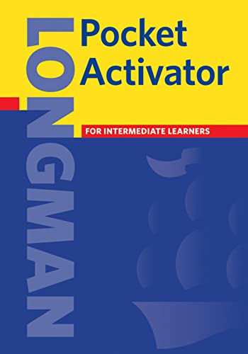 9780582776395: Longman Pocket Activator Dictionary
