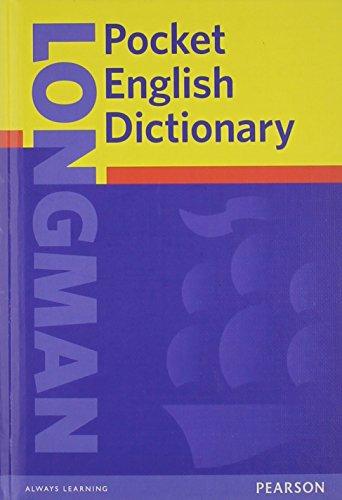9780582776401: Longman Pocket English Dictionary