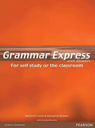 9780582776456: Grammar Express (with Answer Key) Intermediate / Upper Intermediate: British English Edition