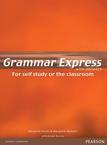 9780582776456: Grammar Express (Grammar Plus)