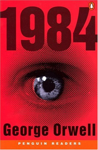1984, Level 4, Penguin Readers (Penguin Readers: Level 4): George Orwell